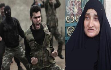 روایت زن عراقی از جنایت هولناک تروریستها/ با فریاد الله اکبر کودکان را سر بریدند و شکم زن حامله را دریدند