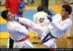 مبارزه 17 تیم روی تاتامی سوپر لیگ کاراته