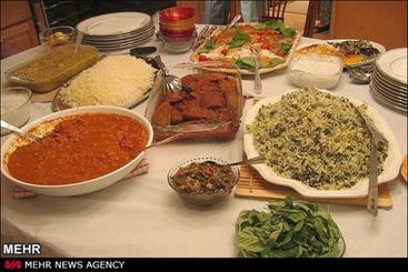جشنواره تغذیه در سبک زندگی اسلامی در تربت حیدریه برگزار شد