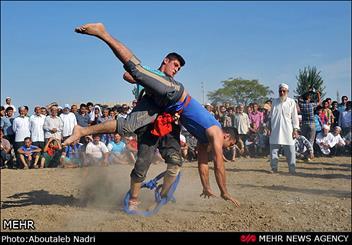 المپیاد ورزش روستایی و بازیهای بومی محلی گلستان