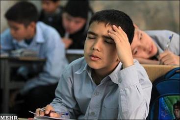 تاثیر آلاینده های جوی بر اُفت تحصیلی دانش آموزان