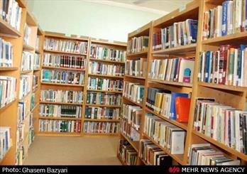 کتابخانه ها در فضای سبز ساری ایجاد می شود