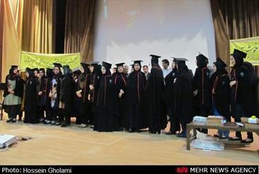 اولین فارغ التحصیل دکترای کاردرمانی در کشور