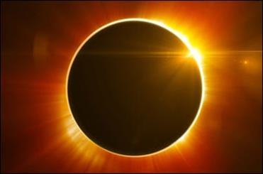 جزئیات خورشیدگرفتگی فردا / رویت گرفتگي در مناطق غربي و مركزي كشور