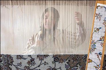 تولید فرش دستباف قم بیش از 10 درصد رشد یافت