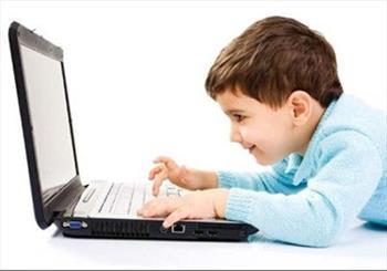 مراقب کودکان در فضای مجازی باشیم/ آموزش بهرهگیری ایمن از اینترنت,