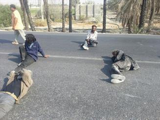 انتقاد شدید فرماندار بندرخمیر از مسئولان شیراز برای تخلیه معتادان در هرمزگان