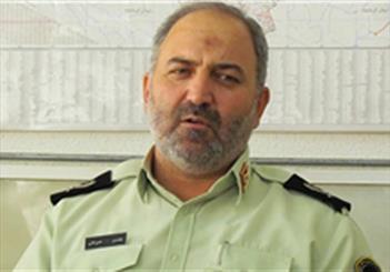 پلیس مخالف شادی مردم نیست/ جرایم کردستان کمتر از یک درصد کل کشور است