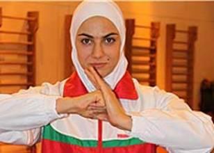قهرمان کرمانشاهی تیم وشوو، مدال طلای خود را به رهبر انقلاب تقدیم کرد
