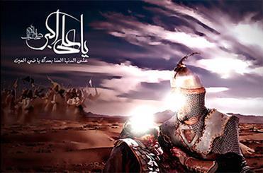 سلام بر تو اى بهترين بازمانده از نسلِ ابراهيم(ع)/ دعای اباعبدالله(ع) در هنگام شهادت علیاکبر(ع)