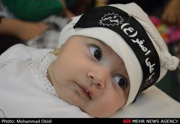 همایش شیرخوارگان مهدوي در بوشهر