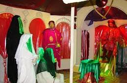 اعزام بانوان منطقه 7 به هفتمین گردهمایی و میثاق زنان عاشورایی
