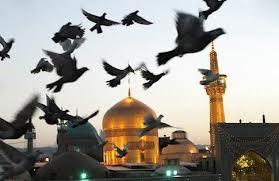 برپایی سوگواره امام سجاد(ع) در مشهد/ زائران حريم نور نام زين العابدين(ع) را زمزمه كردند