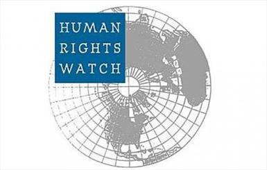ہیومن رائٹس واچ کا افغان وزیر پر پابندی کا مطالبہ