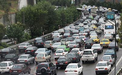 نمایشگاه بین المللی تهران آلودگی هوا را افزایش می دهد