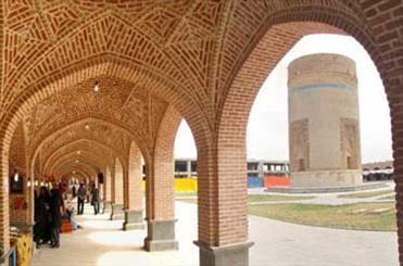 مشگین شهر نگین گردشگری در دامنه سبلان/تنوع ۲۲۴ محوطه تاریخی