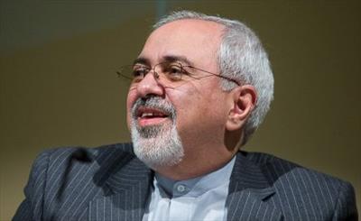 ظریف با مقامات گروههای مبارز فلسطینی دیدار کرد