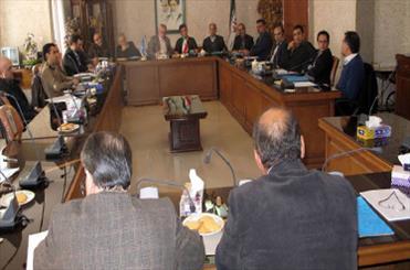 نشست معاونان و مدیران باشگاه استقلال برگزار شد