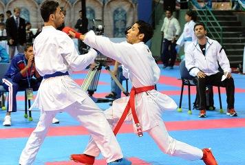 آذرخودرو نوین قم مدعی قهرمانی باقی ماند/ رتبه دوم نماینده کاراته قم در پایان نیم فصل