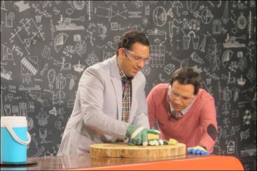 یادگیری علم لذتبخش میشود/ آغاز پخش نخستین برنامه تلویزیونی دانشنما