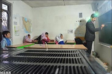 بخاریهای نفتی تا سال ۹۹ از مدارس فارس خارج می شوند