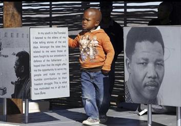 Nelson Mandela's life