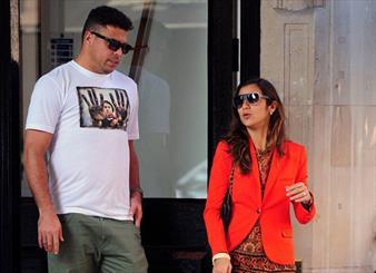 رونالدو برای چهارمین بار ازدواج کرد