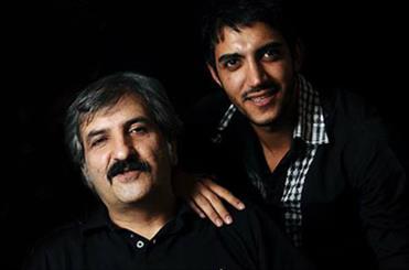 علیرضا نادری نویسنده و کارگردان تئاتر داغدار پسر شد