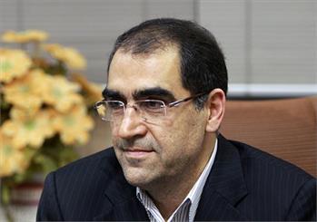 وزیر بهداشت از مراکز بهداشتی درمانی دشتستان بازدید کرد