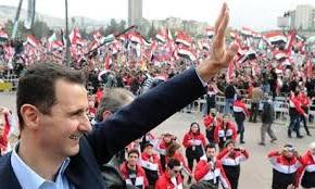 Assad must stay in power: West