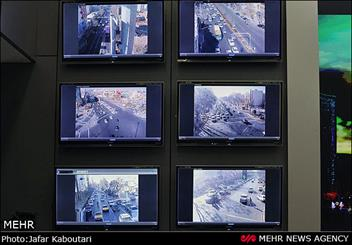 نصب دوربین های شهری ورامین در ایستگاه پایانی