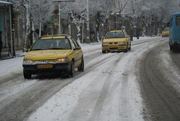 بارش برف در فارس تا چهارشنبه ادامه دارد/ مردم منتظر یخبندان باشند