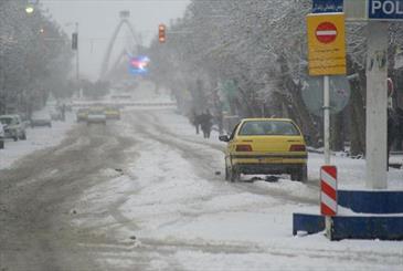 بارش نخستین برف زمستانی در نصف جهان