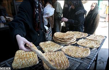 1700 واحد نانوايي در دهلران بازرسي شدند