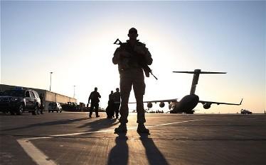 جيش الاحتلال الأميركي يعزز قواته في قاعدة القصرك قرب الحدود السورية التركية
