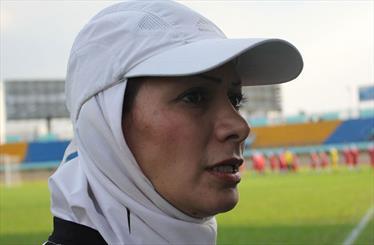 مهینی: آینده سازان فوتبال بانوان ارزیابی می شوند