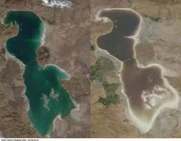 اعتراف دیرهنگام به تاثیرات مخرب پل میانگذر بر دریاچه ارومیه/ برداشت نمک مازاد راهی برای به تعادل رساندن اکوسیستم