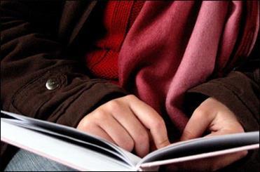 همه تغییرات بدن هنگام کتاب خواندن