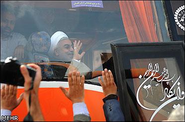 زمان و مکان اولین سفر استانی دولت مشخص شد/ رئیسجمهور چهارشنبه 25 دی در خوزستان