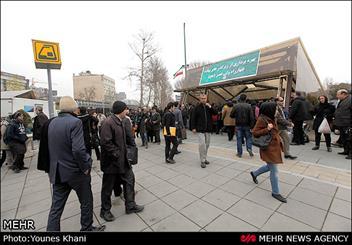 چهارراه ولیعصر استراتژیکترین نقطه شهر تهران/ جای خالی پارکینگ