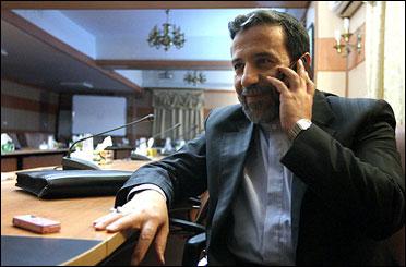 رایزنی تلفنی عراقچی با همتای روسی پیش از سفر به ژنو