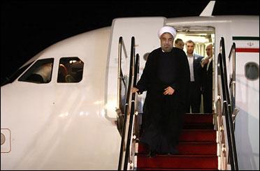 رئیسجمهور به سوئیس سفر میکند/ شرکت روحانی در اجلاس داووس