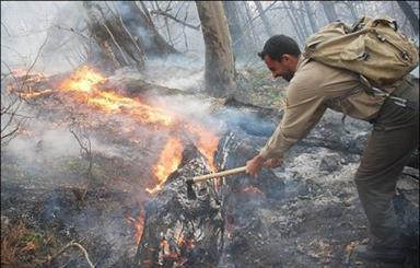اتصال سیم برق، مغازه دوچرخه فروشی را در زنجان به آتش کشید