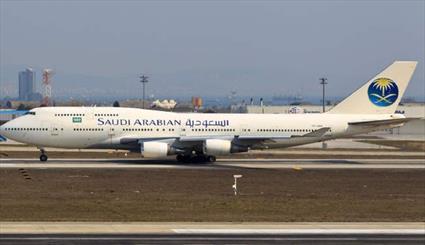 پروازهای عربستان به کانادا متوقف می شود