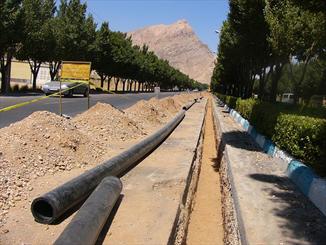 200 میلیارد برای اجرای طرح زون بندی شبکه آب اردبیل تخصیص یافت
