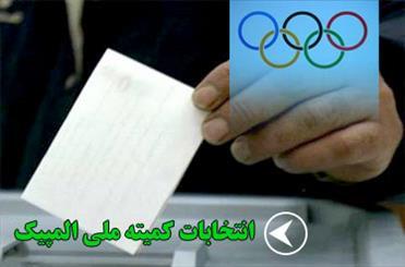 کاندیداهای انتخابات کمیته ملی المپیک ۱۹ نفر شدند