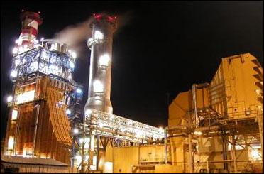 ورود اولین فاز نیروگاه سیکل ترکیبی هرمزگان به مدار تا تابستان 93