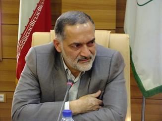 سید مهدی هاشمی رئیس کمیسیون عمران مجلس در پردیس