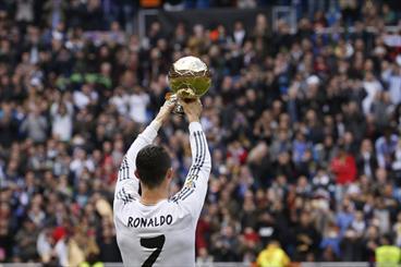 گزارش تصویری - تشریحی از جشن توپ طلای رونالدو در ورزشگاه رئال