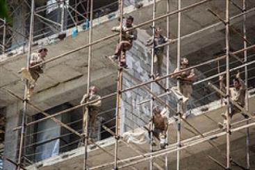 واحد تولیدی مصالح ساختمانی بیش از 1500 نفر اشتغال غیرمستقیم ایجاد می کند